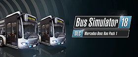 Bus Simulator 18 - Mercedes-Benz Bus Pack 1