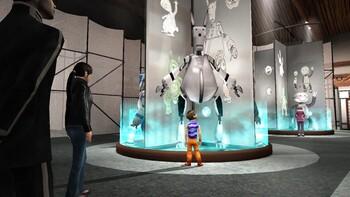 Screenshot5 - Dreamfall: The Longest Journey