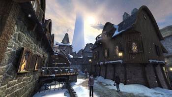 Screenshot1 - Dreamfall: The Longest Journey