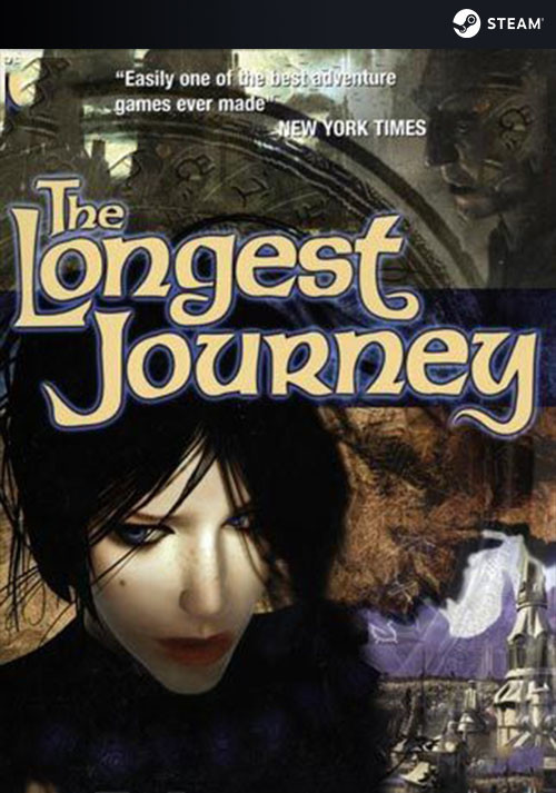The Longest Journey - Cover