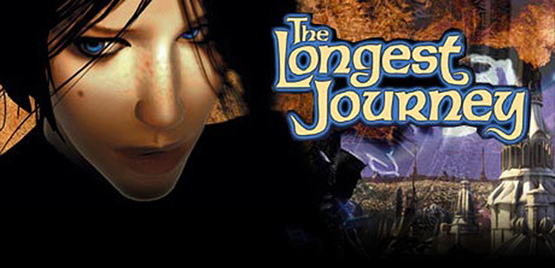 The Longest Journey - Cover / Packshot