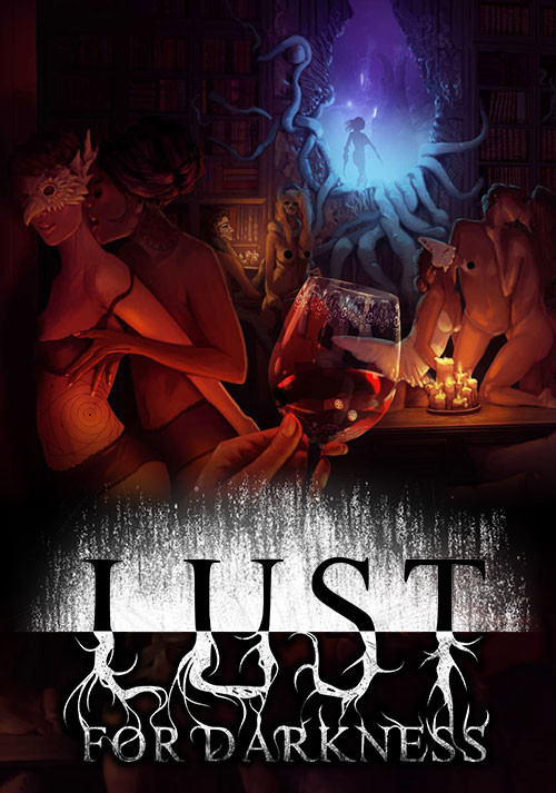 Lust for Darkness - Cover / Packshot