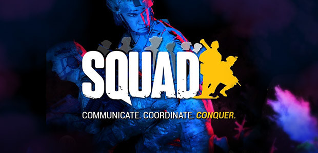Squad - Cover / Packshot