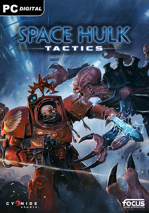 Space Hulk: Tactics - Cover