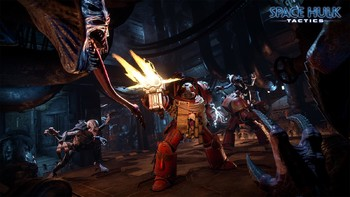Screenshot3 - Space Hulk: Tactics