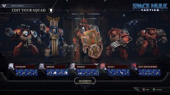 Screenshot4 - Space Hulk: Tactics