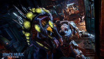Screenshot1 - Space Hulk: Tactics