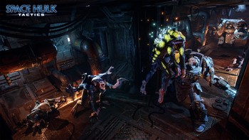 Screenshot5 - Space Hulk: Tactics