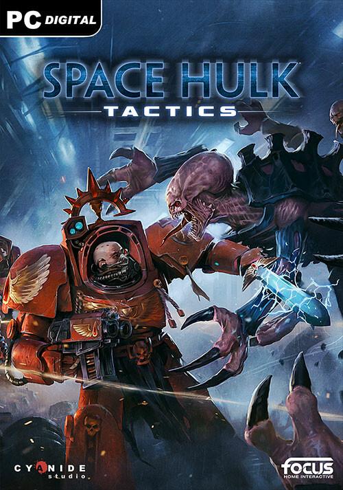 Space Hulk: Tactics - Cover / Packshot