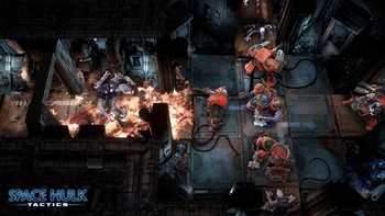 Screenshot2 - Space Hulk: Tactics