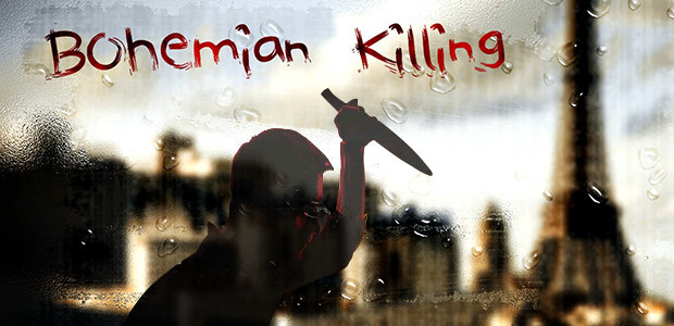 Bohemian Killing - Cover / Packshot