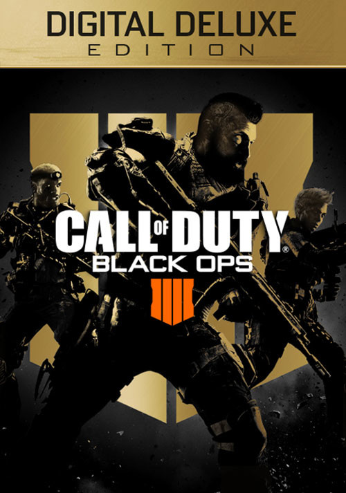 Call of Duty: Black Ops 4 - Digital Deluxe - Cover