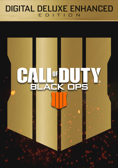 Call of Duty: Black Ops 4 - Digital Deluxe Enhanced - Cover