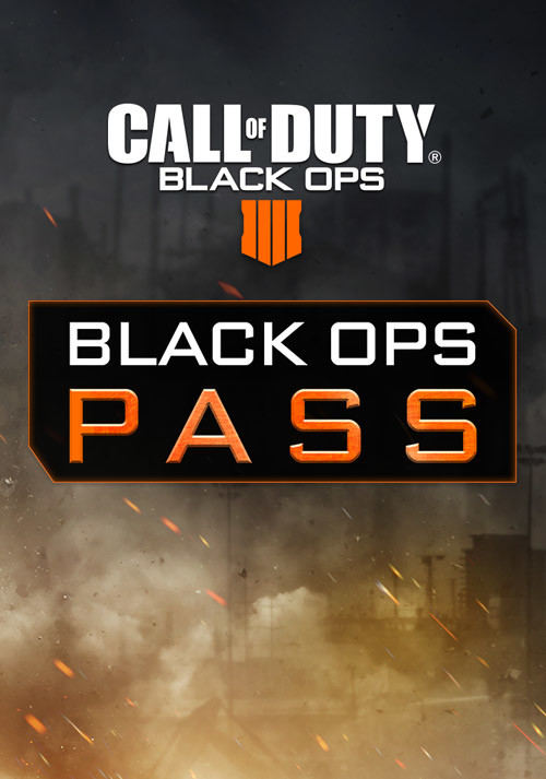 Call of Duty: Black Ops 4 - Black Ops Pass - Cover