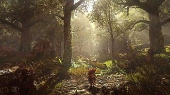 Screenshot1 - Ghost of a Tale