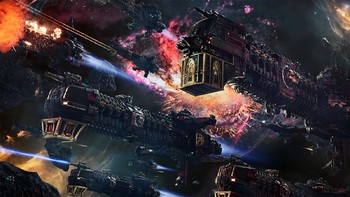 Screenshot1 - Battlefleet Gothic: Armada 2