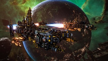 Screenshot5 - Battlefleet Gothic: Armada 2
