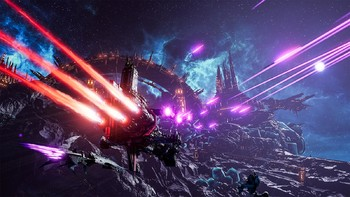 Screenshot7 - Battlefleet Gothic: Armada 2