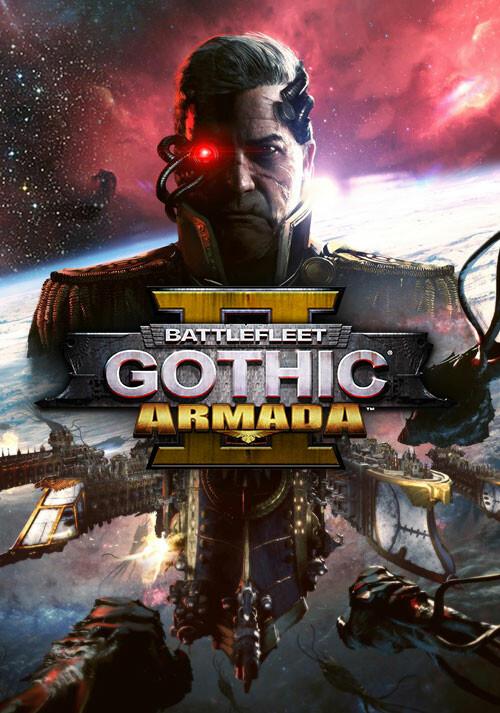 Battlefleet Gothic: Armada 2 - Cover / Packshot