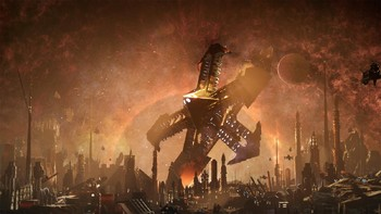 Screenshot3 - Battlefleet Gothic: Armada 2