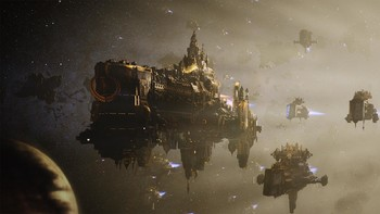 Screenshot2 - Battlefleet Gothic: Armada 2