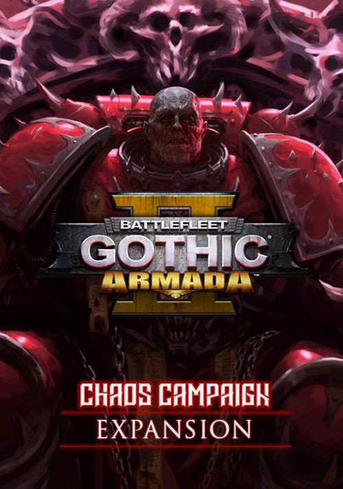 Battlefleet Gothic: Armada 2 - Chaos Campaign Expansion - Cover / Packshot