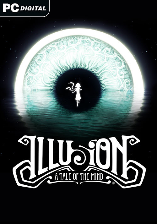 Illusion: A Tale of the Mind - Cover