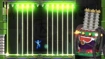 Screenshot9 - Mega Man 11