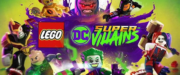 LEGO DC Super-Villains Story Trailer