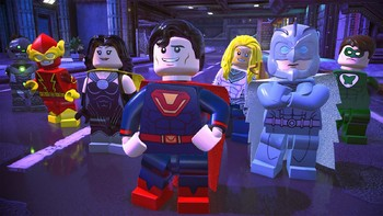 Screenshot5 - LEGO DC Super-Villains Deluxe Edition