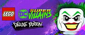 LEGO DC Super-Villains Deluxe Edition