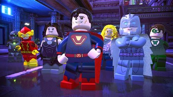 Screenshot2 - LEGO DC Super-Villains Deluxe Edition
