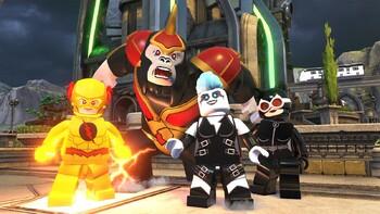 Screenshot3 - LEGO DC Super-Villains Deluxe Edition