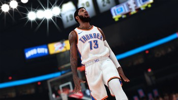Screenshot1 - NBA 2K19 20th Anniversary Edition