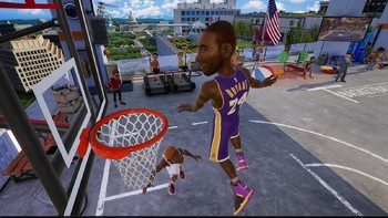 Screenshot7 - NBA 2K19 + NBA 2K Playgrounds 2 Bundle