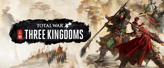 Total War Three Kingdoms - un aperçu des cinématiques du jeu / aperçu de la map et bande son