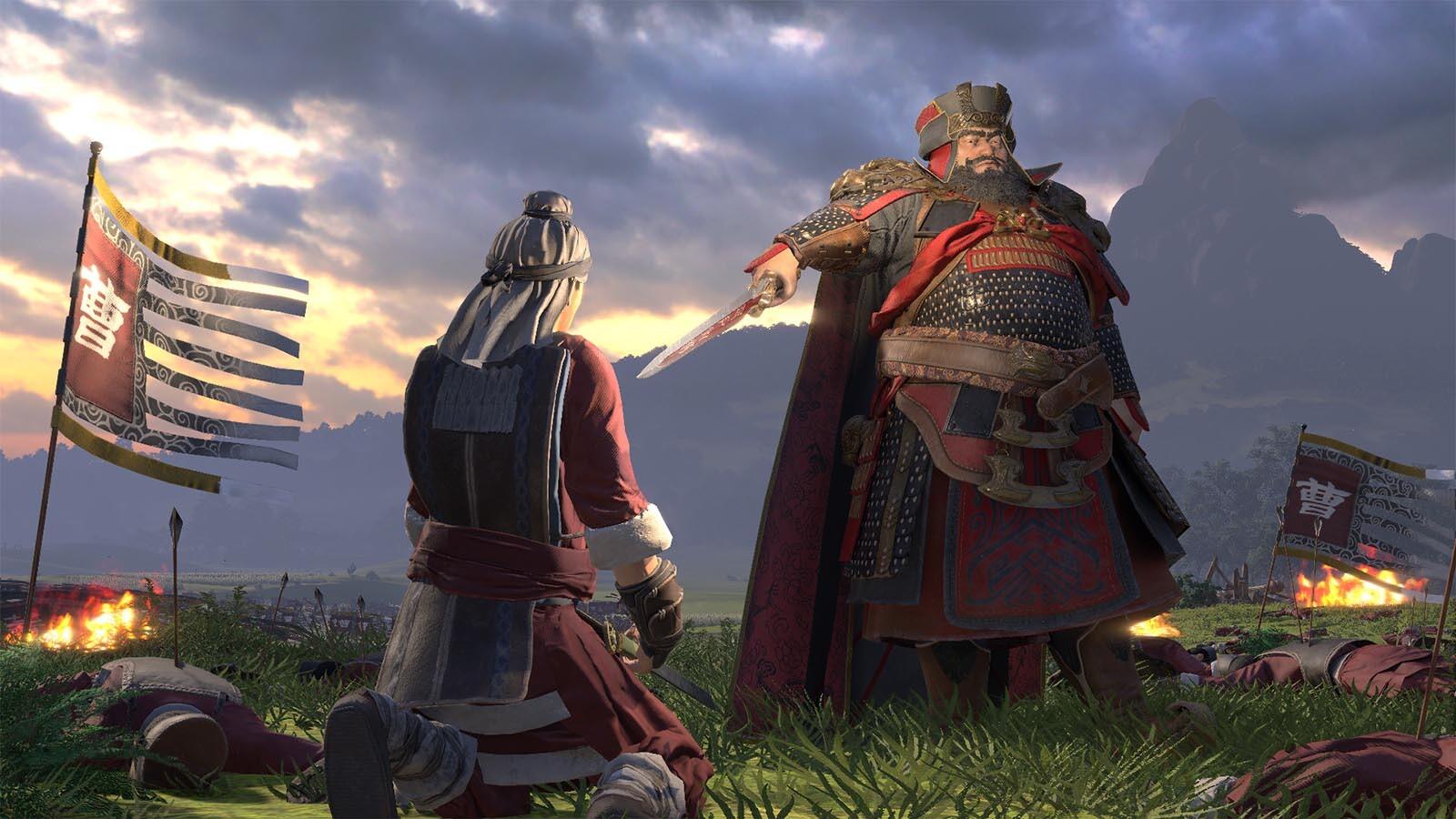 Total war: three kingdoms - reign of blood download free