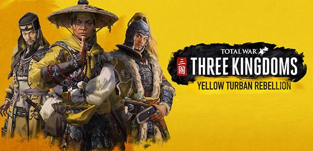 Total War: THREE KINGDOMS - Yellow Turban Rebellion - Cover / Packshot