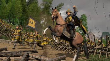 Screenshot2 - Total War: THREE KINGDOMS - Mandate of Heaven