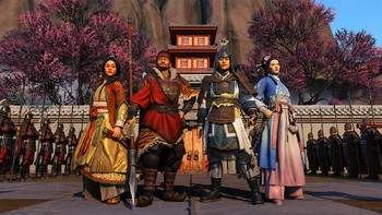 Screenshot1 - Total War: THREE KINGDOMS - A World Betrayed