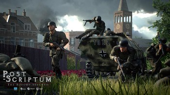 Screenshot3 - Post Scriptum: Deluxe Edition