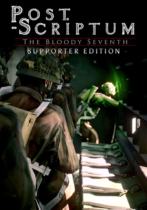 Post Scriptum: Supporter Edition - Cover / Packshot