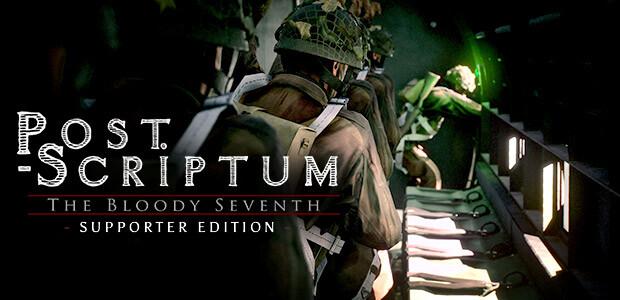 Post Scriptum: Supporter Edition - Cover / Packshot
