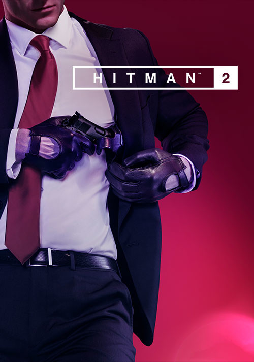 HITMAN 2 - Cover / Packshot