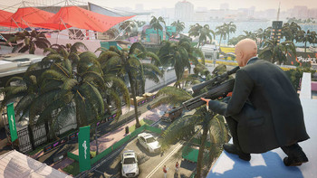 Screenshot1 - HITMAN 2