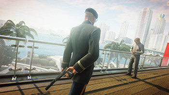 Screenshot2 - HITMAN 2