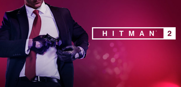 HITMAN 2 - Cover / Packshot
