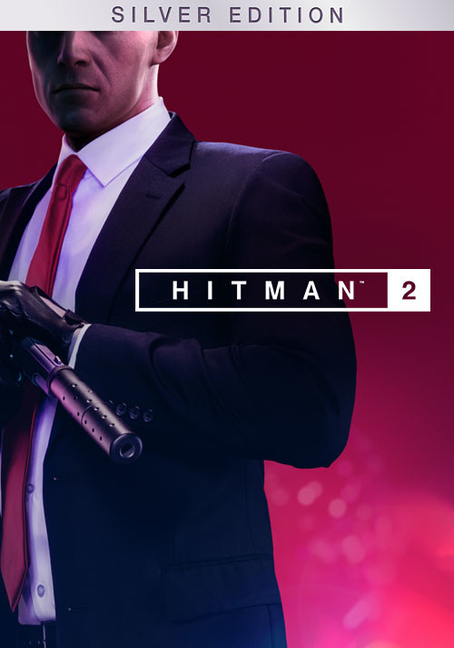 HITMAN 2 - Silver Edition - Cover / Packshot