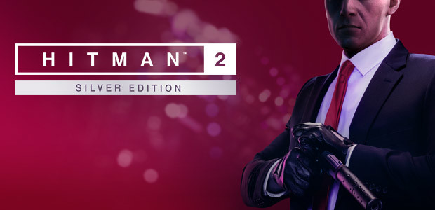 HITMAN 2 - Silver Edition - Cover / Packshot