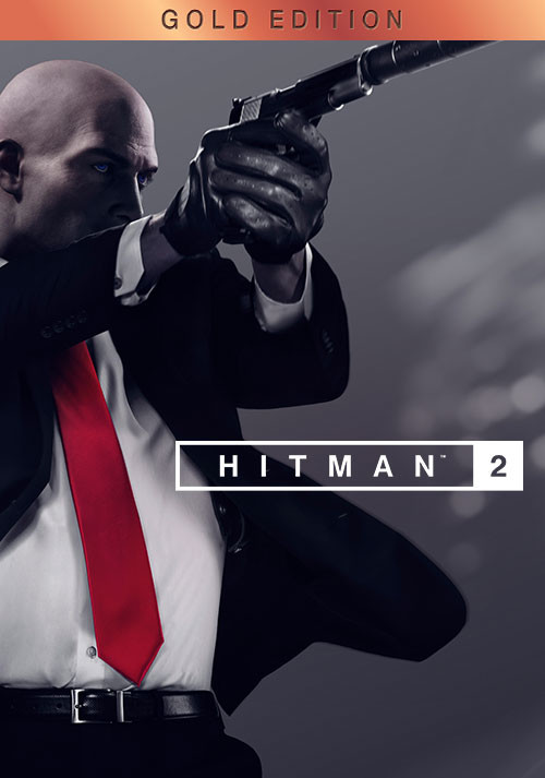 HITMAN 2 - Gold Edition - Cover